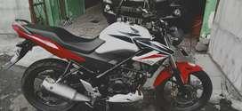 Jual cepat Honda CB 150R 2013