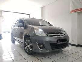 Nissan GRAND LIVINA HWS AT 2012 || tt XV Mobilio Avanza Ertiga Xenia