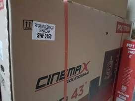 tv polytron 43 inch cinemax