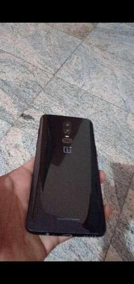 OnePlus 6 6/64 mirror black