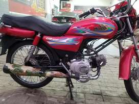 Bike for sell. One hand used