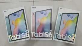 Samsung Tab S6lite 4 128gb Baru Garansi Resmi