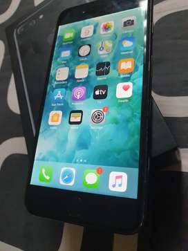 APPLE IPHONE 7+ 256GB BLACK