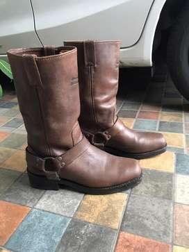 Sepatu Boots Harley original