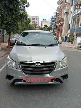 Toyota Innova 2012-2013 Chrome 2.5 GX Diesel 8 Seater, 2013, Diesel
