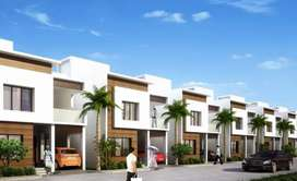 211,288,400 గజాలు లో Luxury's villas in finance district ,80% Loan
