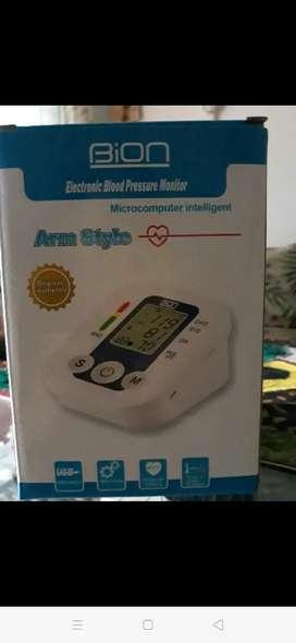 Tensimeter Digital LENGAN/Pengukur Tekanan Darah GARANSI