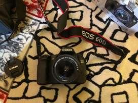 Canon 60 D DSLR