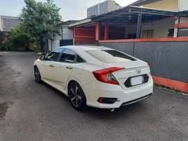 Honda Civic turbo 201-
