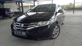 Honda City E Thn 2013 Automatic Hitam Good Condition