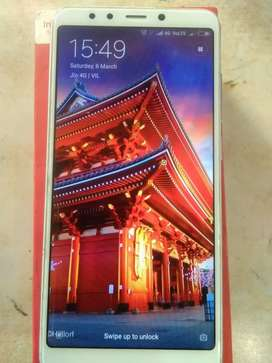 Mix Redmi 5 mobile phone for sell