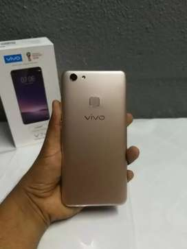Vivo v7plus 4 64 A ONE CONDITION exchange with iphone only