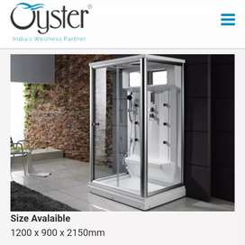 Oyster Steam Room