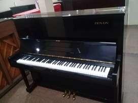 Piano Zen On Hitam Peter Piano Meruya