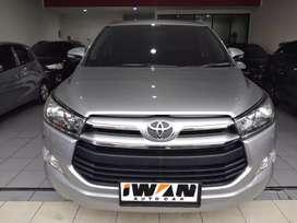 2017 Toyota Kijang Innova Reborn 2.0 V Autometic Bensin