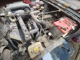 Mahindra major sealed engine blue colur with insurance