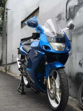 Kawasaki ninja rr cbu