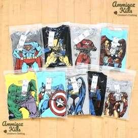 Kaos Anak Cowo Branded Amigoz