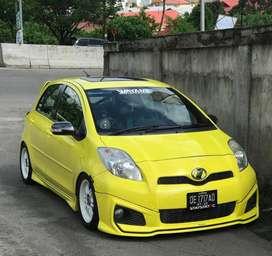 Toyota yaris trd tahun 2012