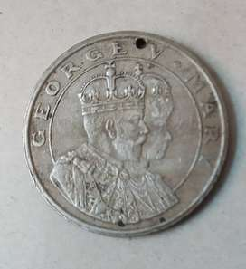 Old coin's