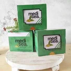 Meditea FREE ONGKIR Seluruh Indonesia Antioksidan Tinggi