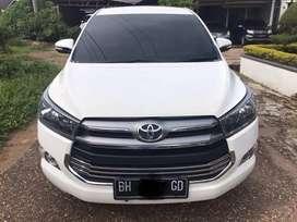 Toyota Innova Reborn V Bensin 2016 Plat BH