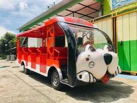 BT jual kereta mini wisata mesin mobil cary promo pot 1jt