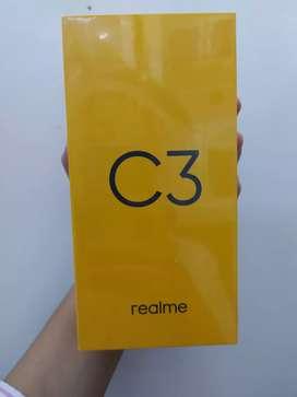 Realme C3 3/32 new segel box