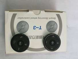 Universal multimedia steering buttons all cars