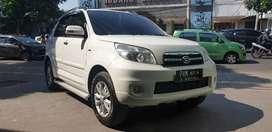 Daihatsu Terios TX matik tahun 2011 Warna Putih kondisi Istimewa