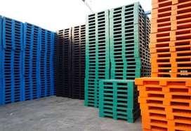 Supplier pallet plastik termurah ready stok