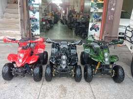 Self Start 4 Stroke Atv Quad 4 Wheels Bike Deliver In All Pakistan