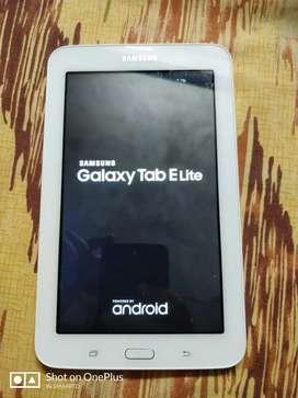 Samsung Tab E Lite WIFI Tab