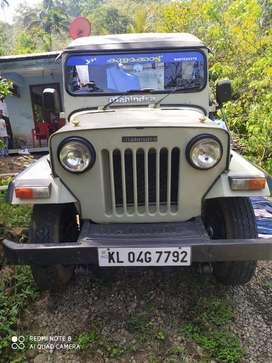 Jeep 2000 model
