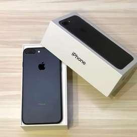 iPhone 7 Plus 32gb Black Colour 18 months warranty 18 months insurance