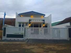 Rumah Mewah Siap Huni dan Siap Bangun Bebas Jasa Arsitektur