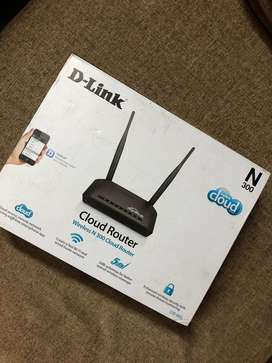 D Link N300 Router