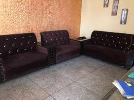 Sofa set 7 Seater 2 Years old