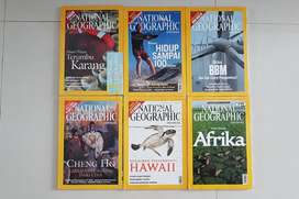 SEGEL-National Geographic Indonesia 2005 Juni-Nov