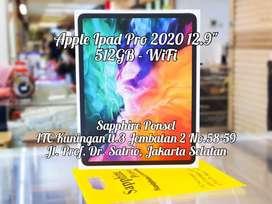 """Bisa COD/Tt[Apple Ipad Pro 2020 12.9"""" 512Gb WiFi] -Info bs Chat WA"""