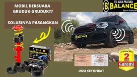 Mantap! Langsung REDAM Suara Gruduk Pada Mobil dg BALANCE Sport Damper