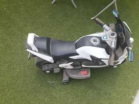 Toy bike bettery