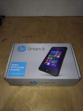 Hewlett Packard Stream 8 Windows tablet full os