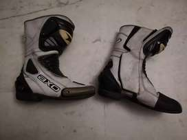 Axo Primato motorcycle riding Boots for sale.