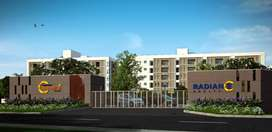 2 BHK Apartments for 41 Lacs at Pallavaram By Radiance The Pride