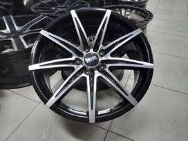 Pelek R18 H5x114 buat Xpander Rush Terios Innova Hrv Crv Xtrail dll