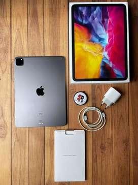 iPad Pro 2020 Gen 4 11inch Wifi 256GB Gray resmi iBox Garansi panjang