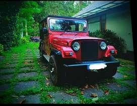 Mahindra Thar 2014 Diesel 22200 Km Driven