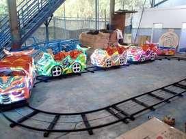 mini coaster kereta lantai murah DCN