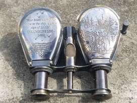Columbus 1492 Royal Navy Marine Spy Glass Antique Pocket Royal Navy Lo